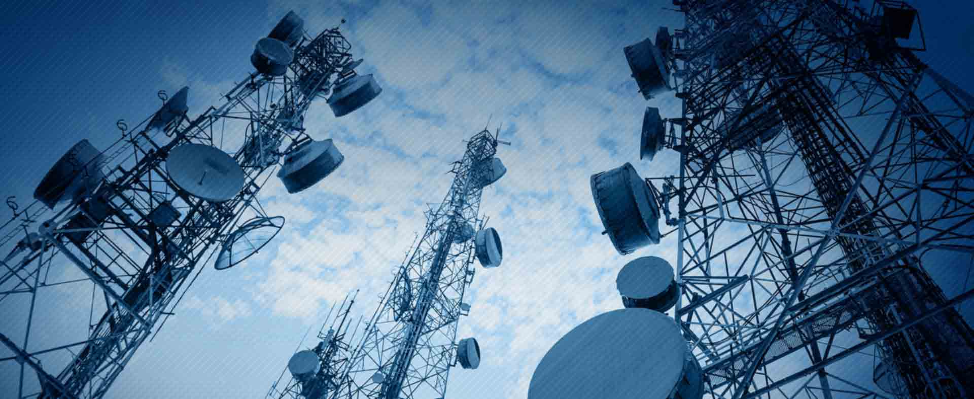 Construction installation and maintenance of telecommunications systems