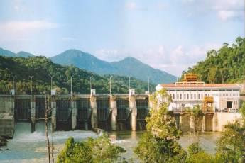SeSan 3A Hydropower Plant