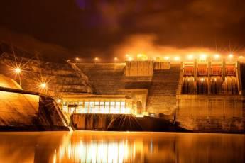 Dự án Thủy điện Huội Quảng-Bản Chát