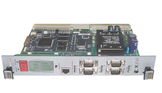 Microsol Xcell CPR-041 Card
