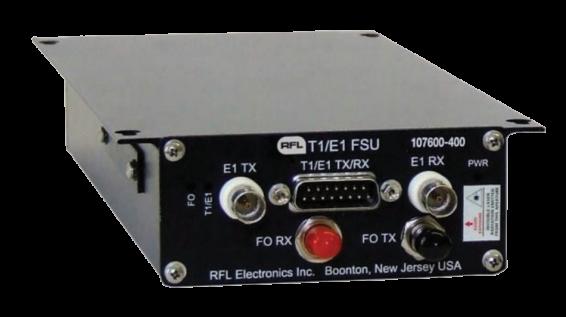 Fiber Service Units – C37.94 FSU E1- RFL