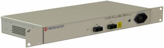 Fiber optic SM to SM Booster
