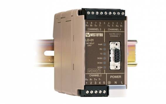 Line sharing modem LD-01 115V
