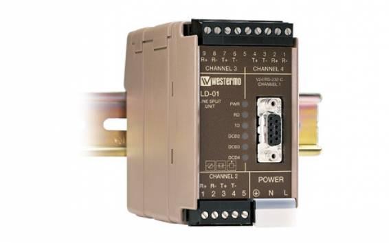 Line sharing modem LD-01 AC