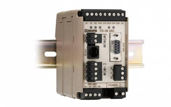 Industrial PSTN and Leased Line Modem TD-36 485 AV