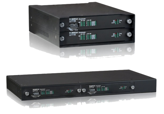 TC8916 Broadcast & Receive Device (8-24 Port: RS232/RS-422)