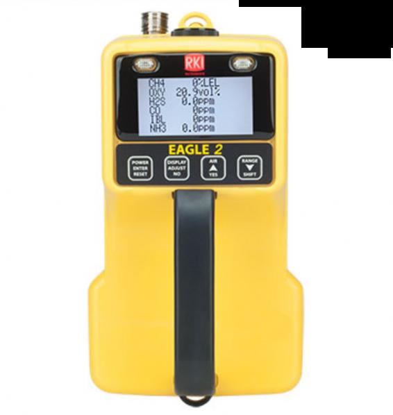 Eagle 2 gas monitor