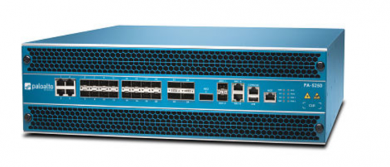 Palo Alto Networks Enterprise Firewall PA-5250