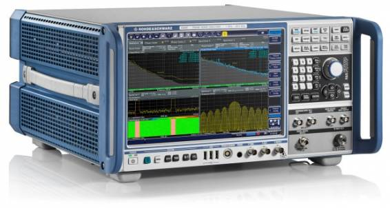 R&S®FSWP Phase Noise Analyzer and VCO Tester