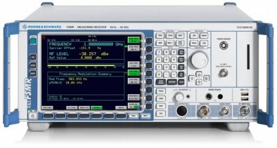 R&S®FSMR Measuring Receiver
