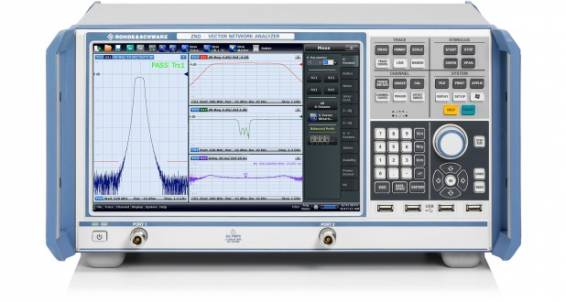 R&S®ZND Vector Network Analyzers