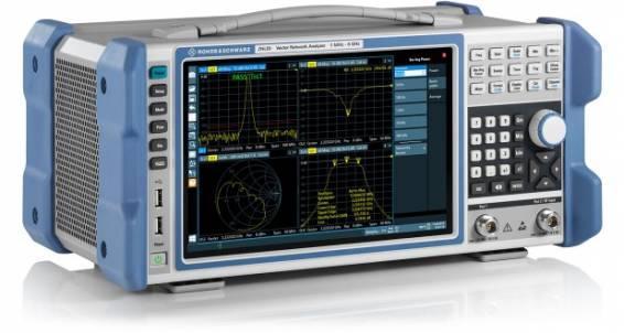 R&S®ZNLE Vector Network Analyzer