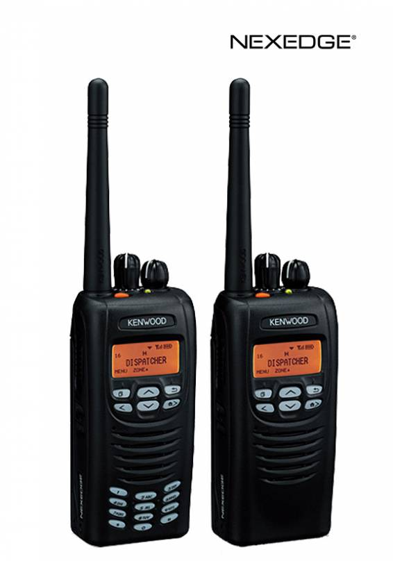 VHF/UHF Digital & FM Portable Radios