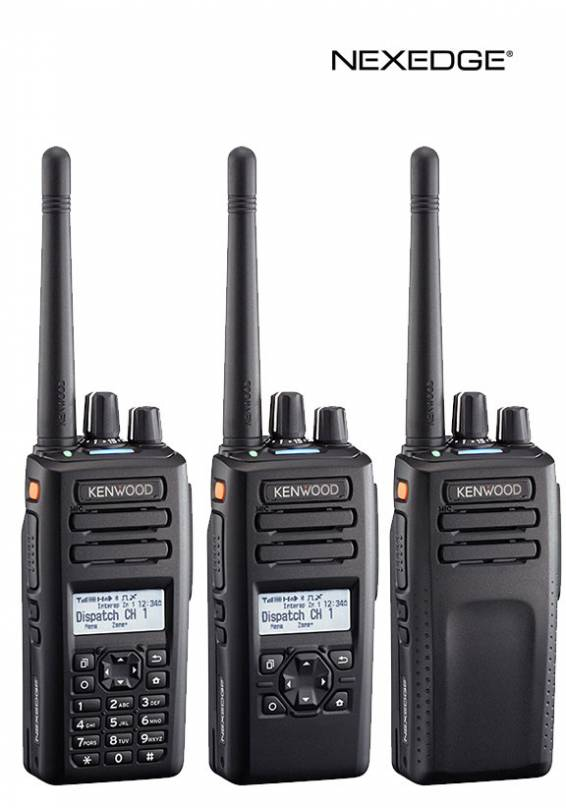 VHF/UHF DIGITAL TRANSCEIVER DIGITAL AND ANALOG PORTABLE RADIOS