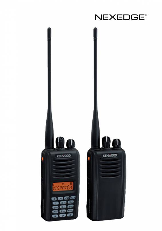 NEXEDGE® 800 MHz Digital and FM Portable Radio