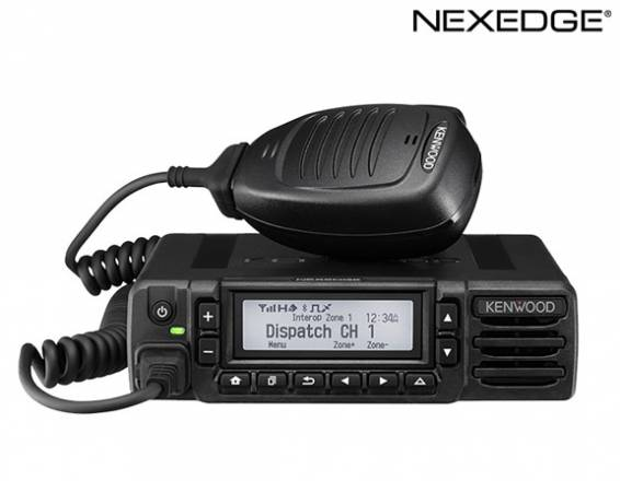 VHF/UHF DIGITAL TRANSCEIVER MULTI-PROTOCOL DIGITAL AND ANALOG MOBILE RADIOS