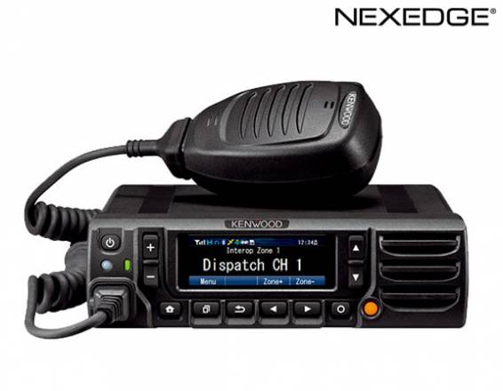 NEXEDGE® VHF/UHF 700-800MHz DIGITAL TRANSCEIVER