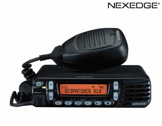 NEXEDGE® VHF/UHF Digital and FM Mobile Radios
