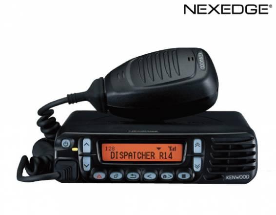 NEXEDGE® VHF/UHF Digital and FM Mobile Radios