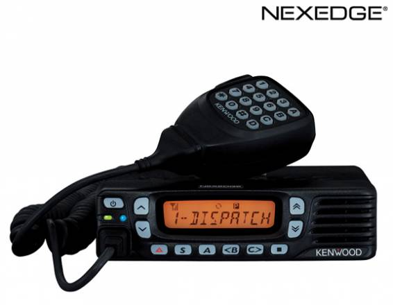 NEXEDGE® VHF/UHF FM and Digital Mobile Radios