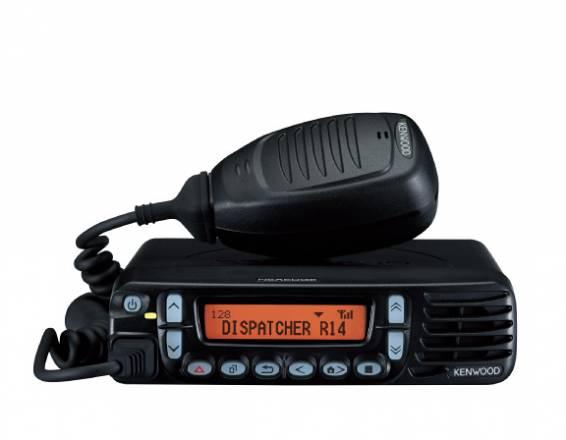 NEXEDGE® 800/900 MHz Digital and FM Mobile Radios