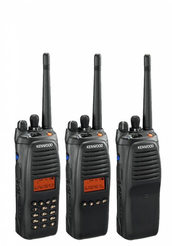 VHF/UHF P25 Digital and FM Portable Radios