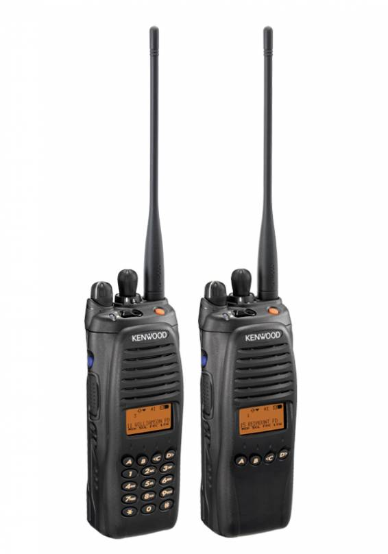 700/800 MHz P25 Digital and FM Portable Radios