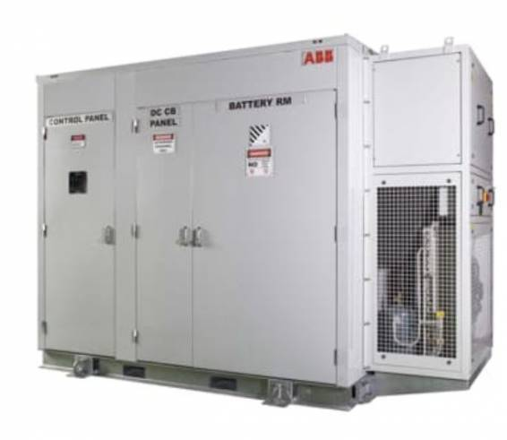 Battery Energy Storage System PQpluS™