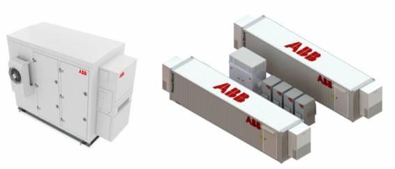 Hitachi ABB Power Grids e-mesh™ PowerStore™