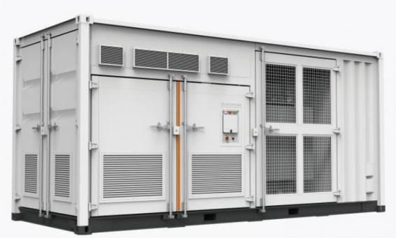 SG3400/3125/2500HV-20 Central Inverter